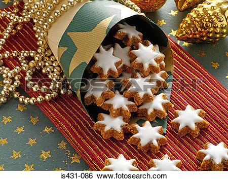Stock Images of Cinnamon stars is431.