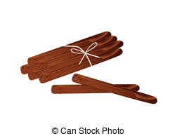 Cinnamon sticks Clipart and Stock Illustrations. 670 Cinnamon.