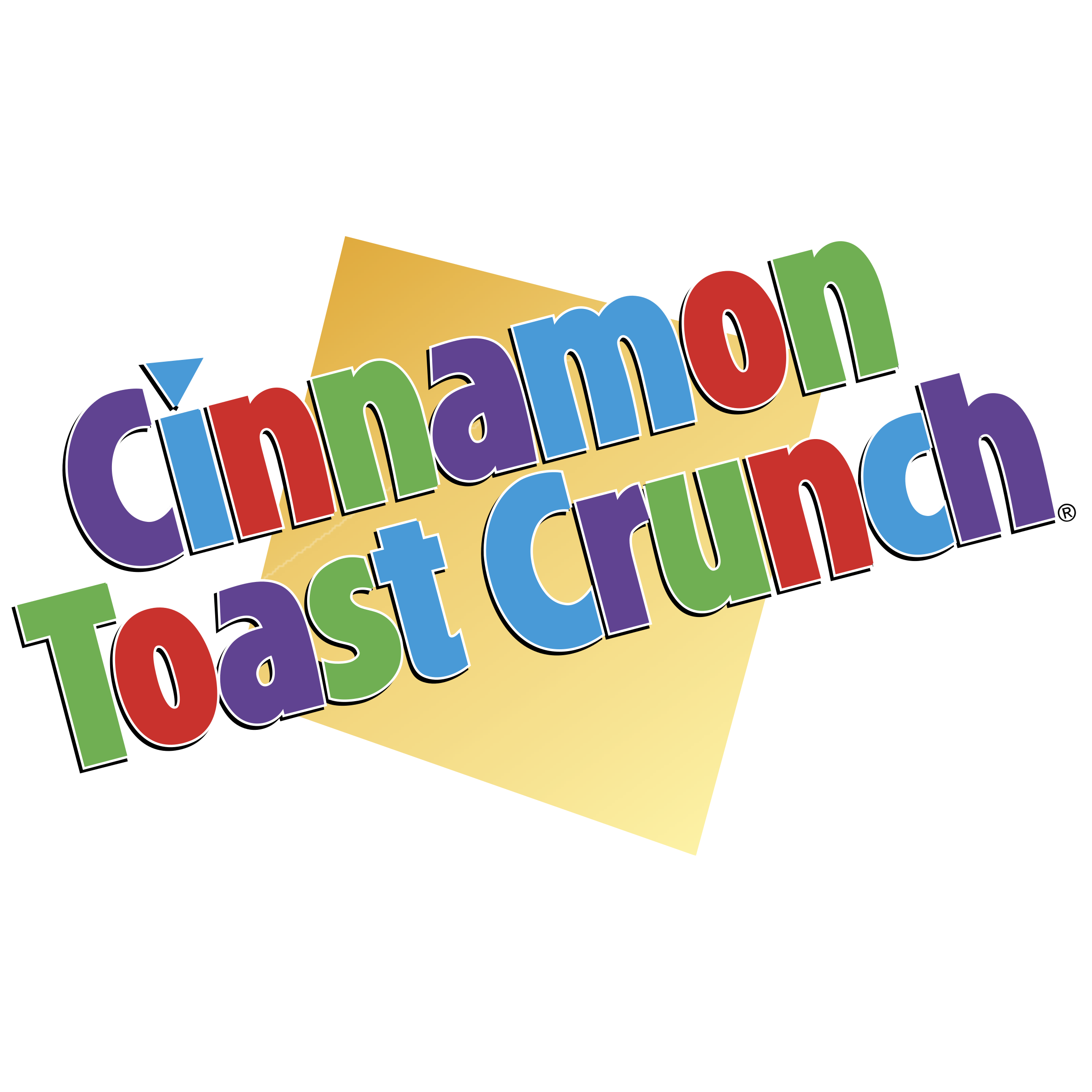 Cinnamon Toast Crunch Logo PNG Transparent & SVG Vector.