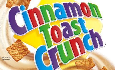 8 Things You Should Know About Cinnamon Toast Crunch.