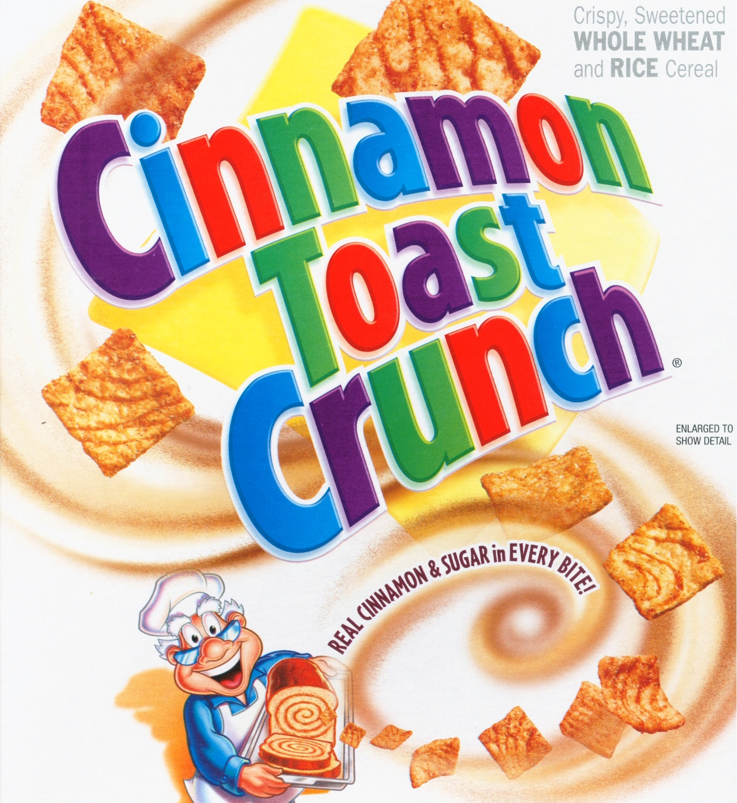 Bevaris Alliance » Cinnamon Toast Crunch.