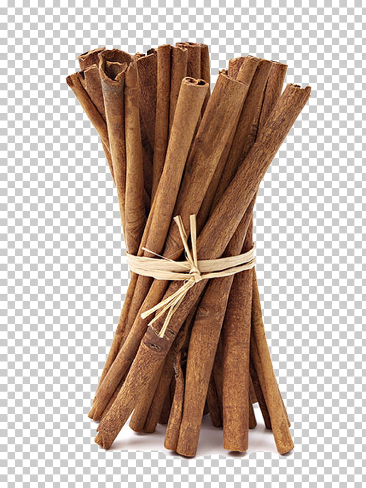 Cinnamon roll Spice Flavor Oil, oil, brown wooden sticks PNG.