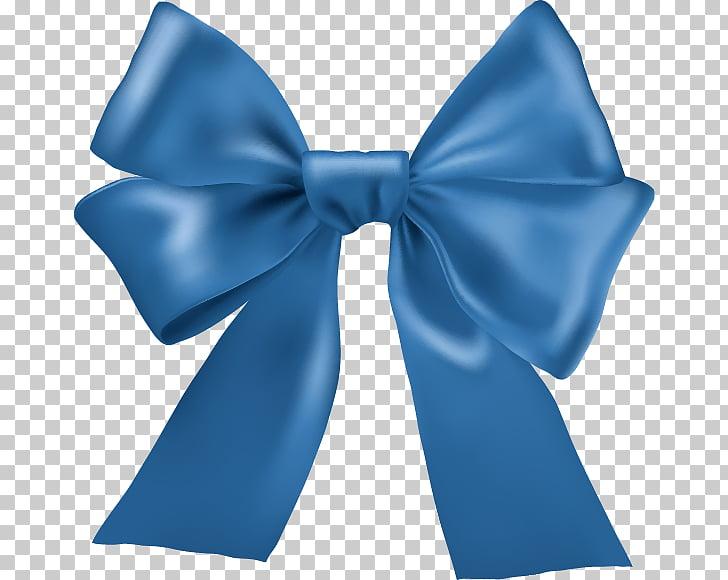 Cinta de seda azul cordones nudo, cinta azul, seda azul.