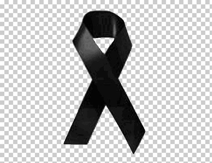 Luto cinta negra muerte renazzo, cinta negra PNG Clipart.