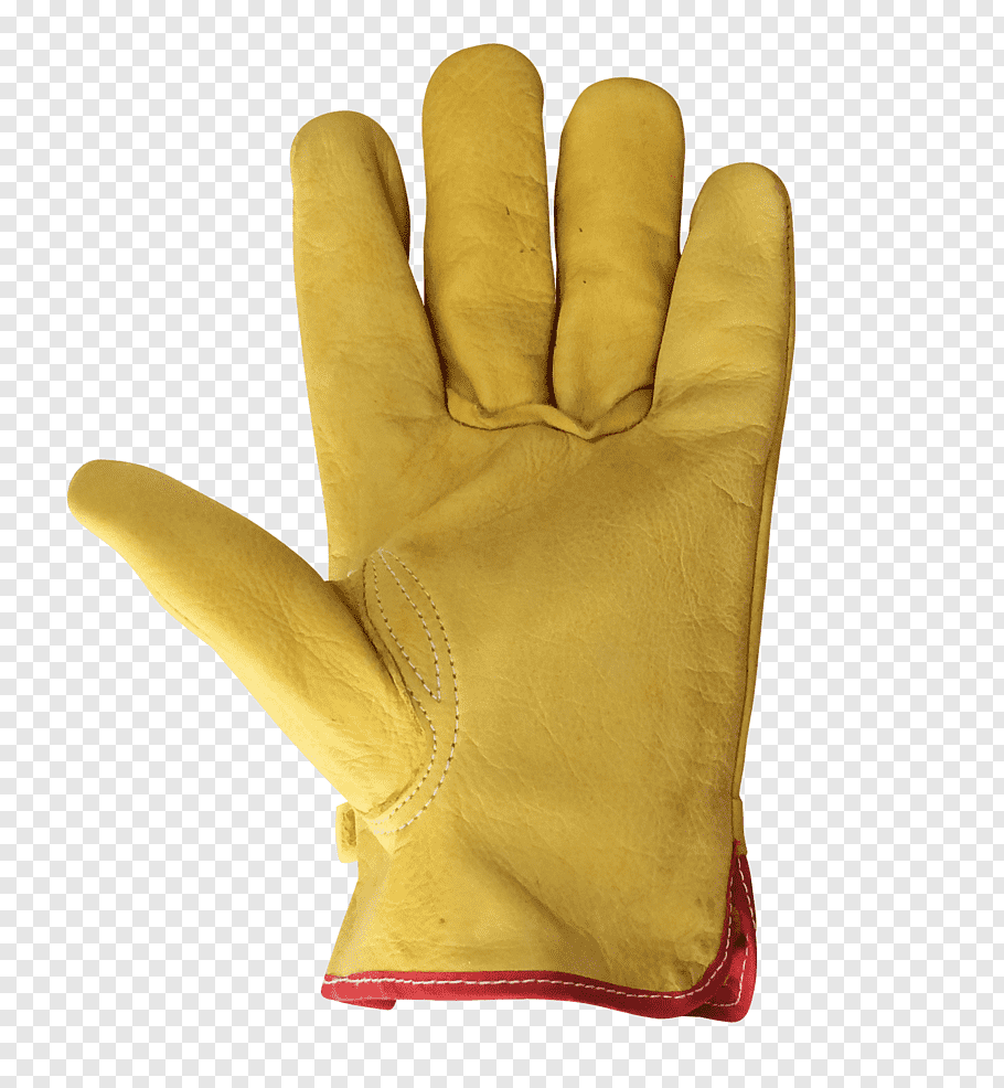 Soccer Goalie Glove Leather Skin Industry, Cintillo free png.