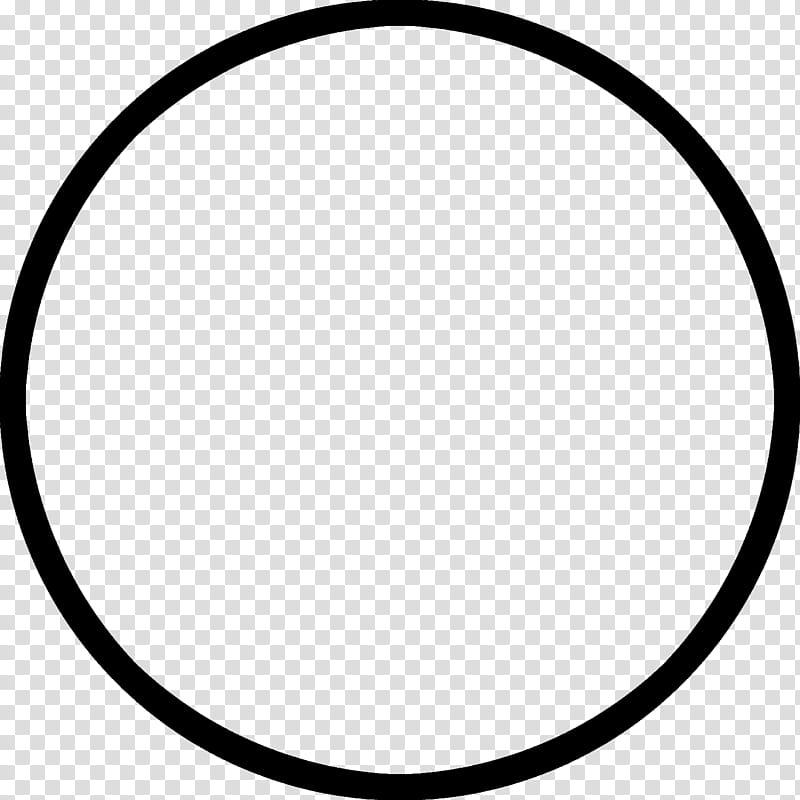 Build A Nouveau Frame, black circle illustration transparent.