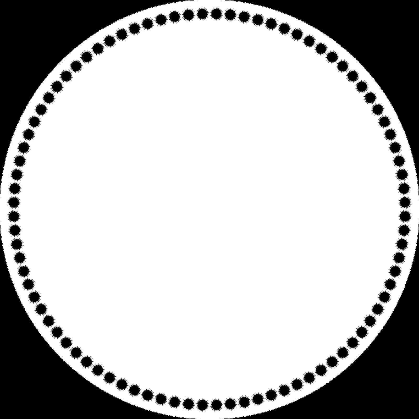 Free Circle Border Cliparts, Download Free Clip Art, Free Clip Art.