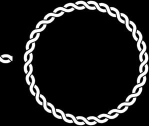 Rope Border Circle Clip Art at Clker.com.
