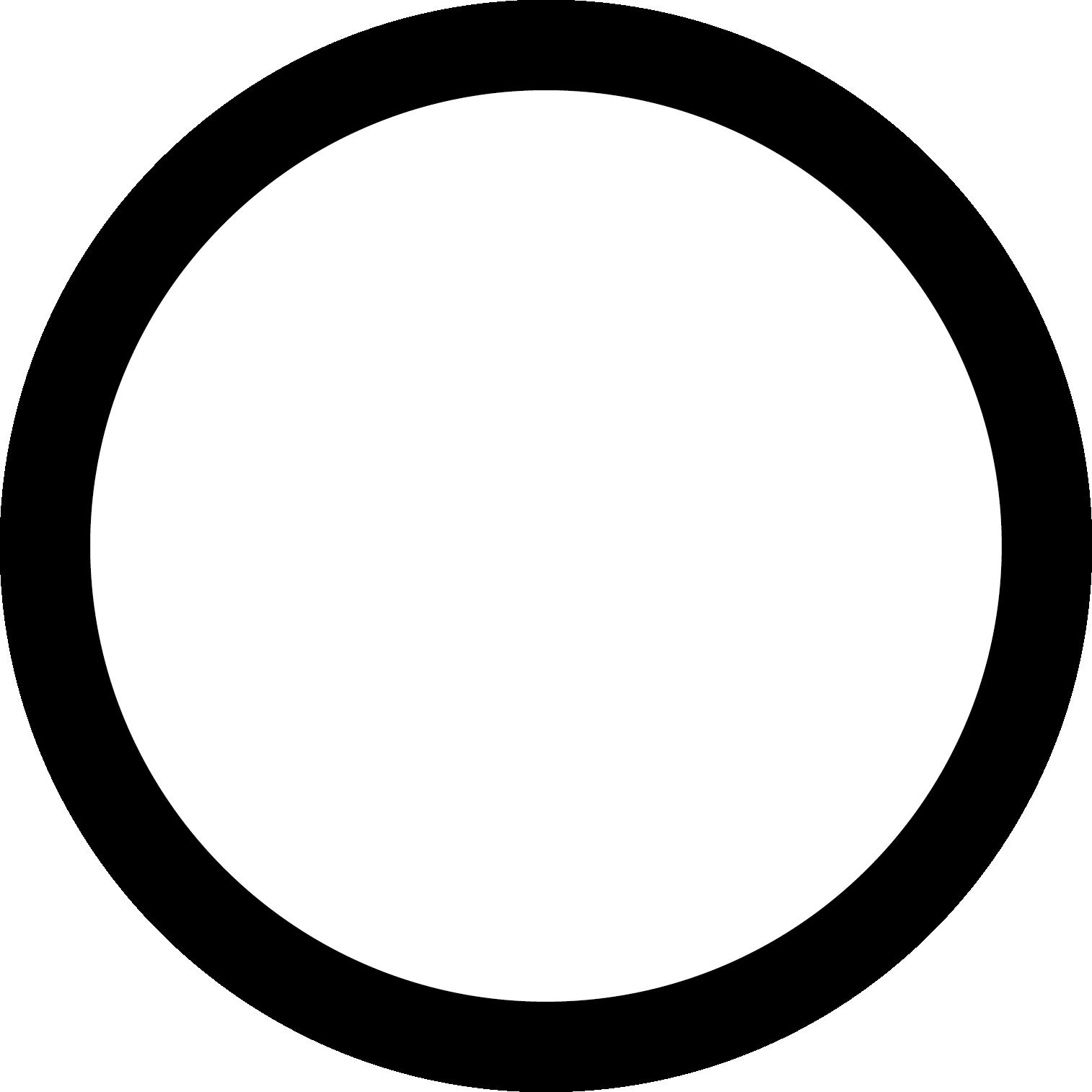 Black Circle Clip Art At Clker.