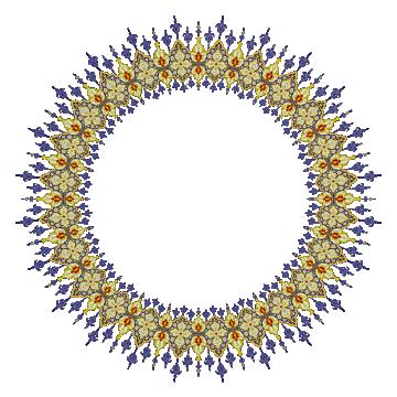 2019 的 Beautiful Floral Islamic Frame, Islamic, Islamic Pattern.