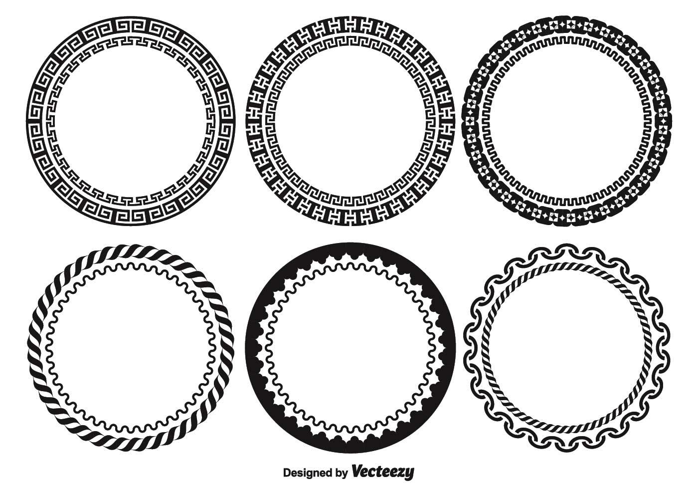 Circle Frame Vector at GetDrawings.com.