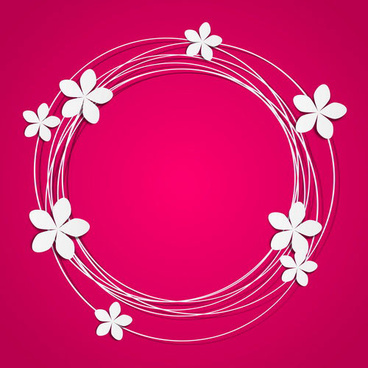 Round frame vector free vector download (10,183 Free vector.