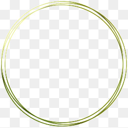 Circle Frame PNG Images.
