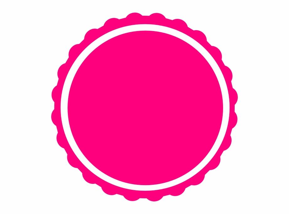 Circle Frame Vector Png.