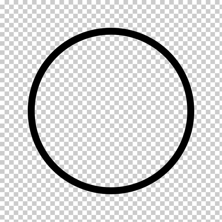 Circle Area Black and white Pattern, Circle HD PNG clipart.