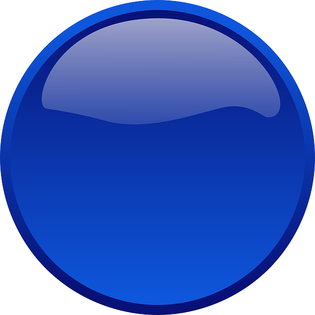 Blue circle icon #13464.