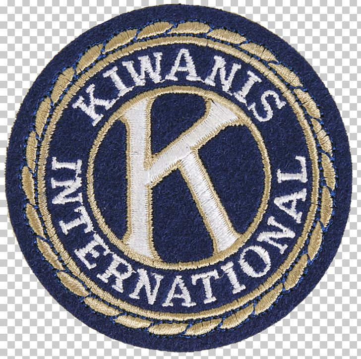 Kiwanis Circle K International Key Club Organization Pat.