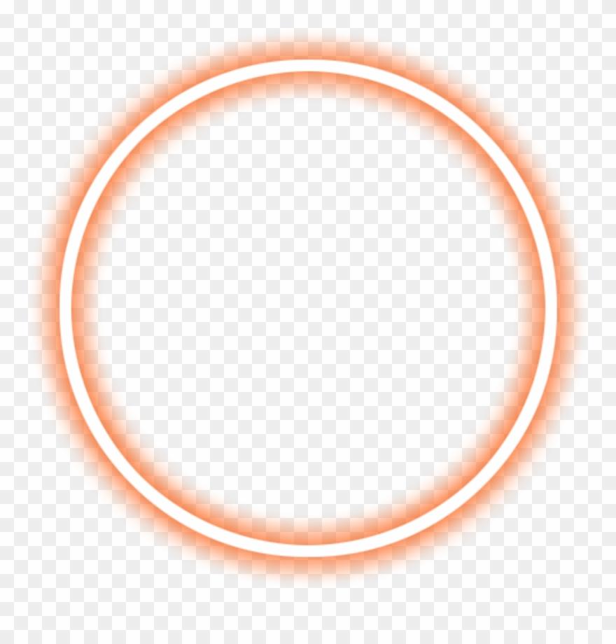 Glowing Circle Png.