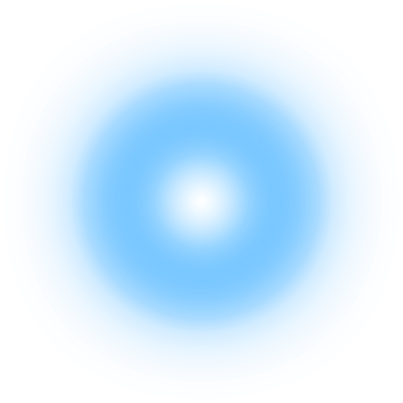 Blue Light Png Circle.
