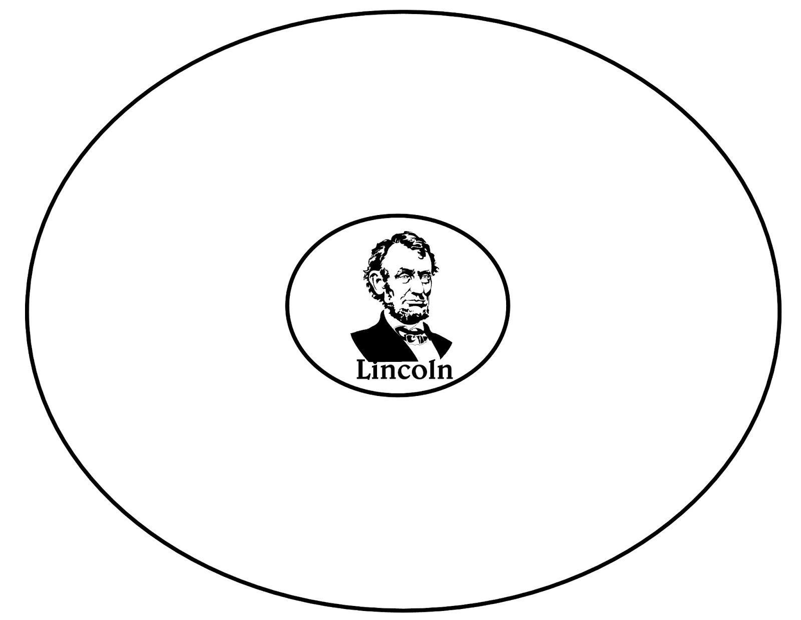 Circle Map Printable.