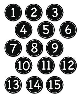 Circle number clipart 20 free Cliparts | Download images on