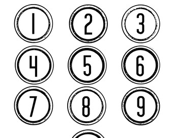 Free Numbers Clipart Pictures.