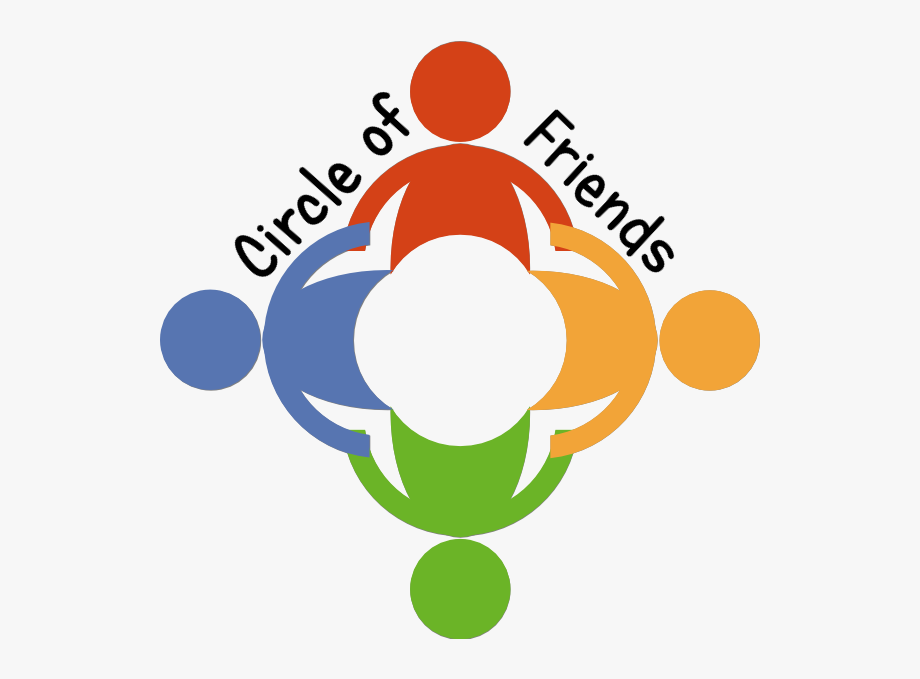 Circle Of Friends Clip Art N2.