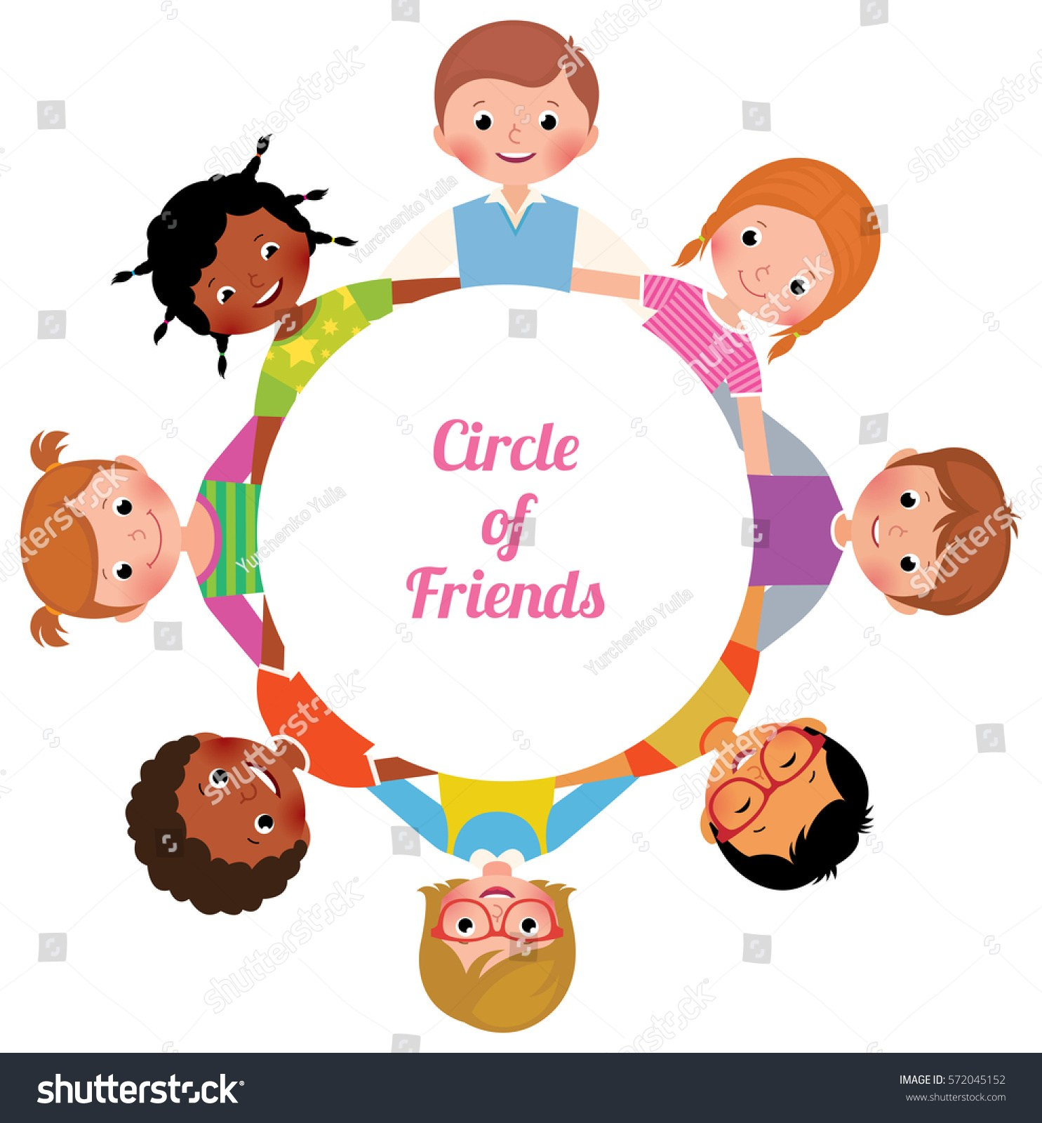Circle of friends clipart free 5 » Clipart Portal.