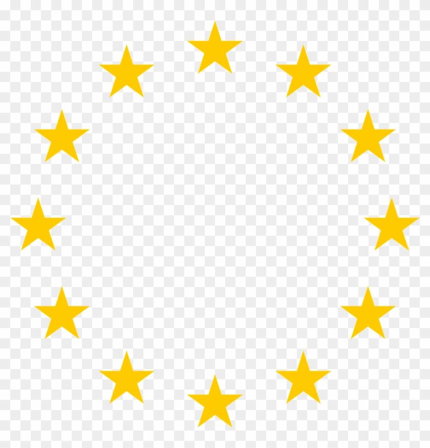 Stars Circle Round Union Png Image.
