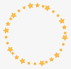 Circle Of Stars Png PNG Images.