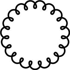 Circle outline clipart 1 » Clipart Portal.