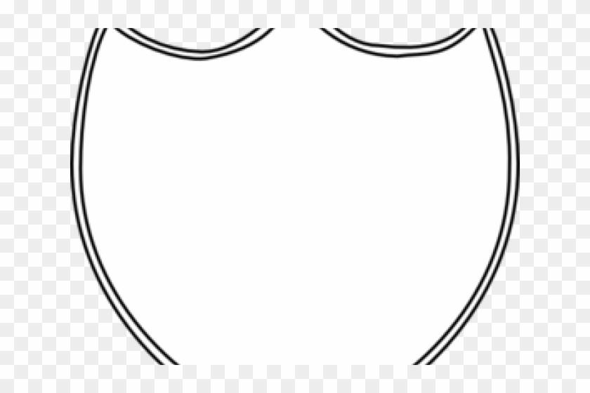 Shield Clipart Shield Outline.