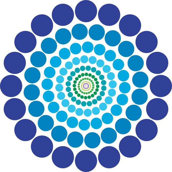 Circle Pattern Clipart.
