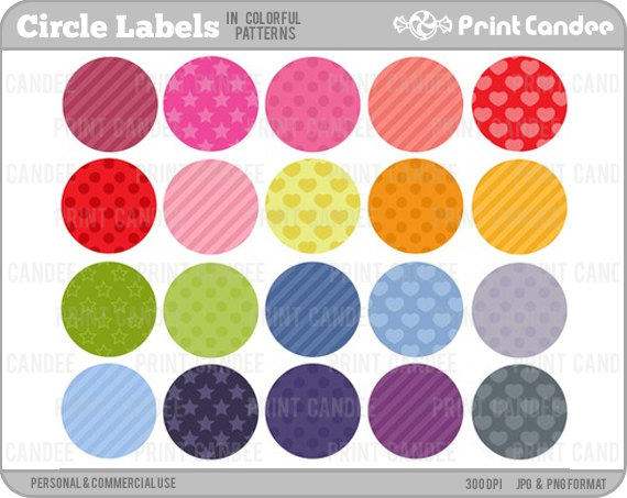 Pattern Circles Clipart Clipground