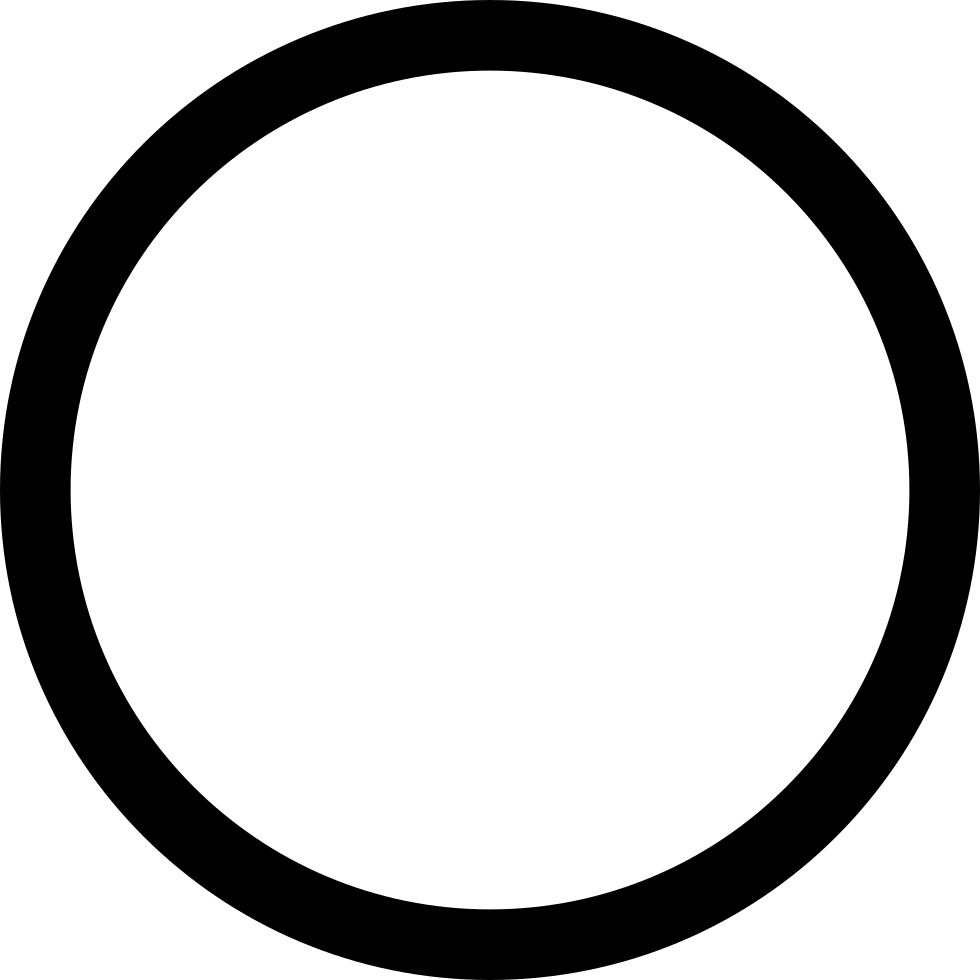 Circle clipart hollow, Circle hollow Transparent FREE for.