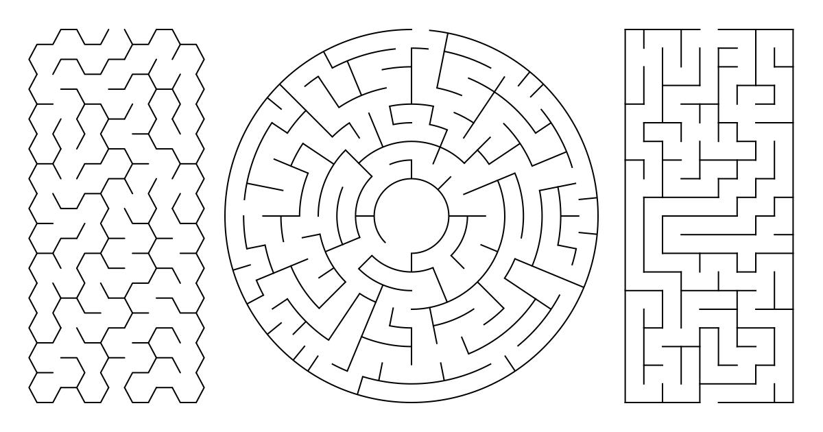 Maze Generator.