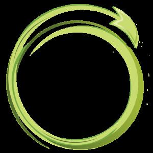 Circle transparent png #44657.