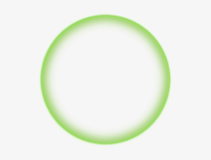 Green Ring Png Vector Free.