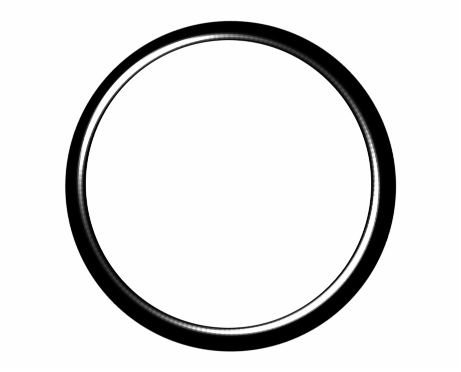 Png Black Ring , Png Download.