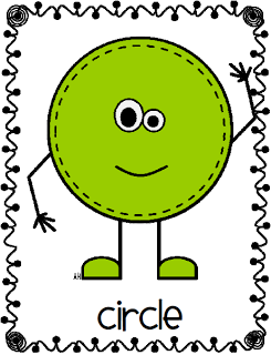 Circle shape clipart 4 » Clipart Station.