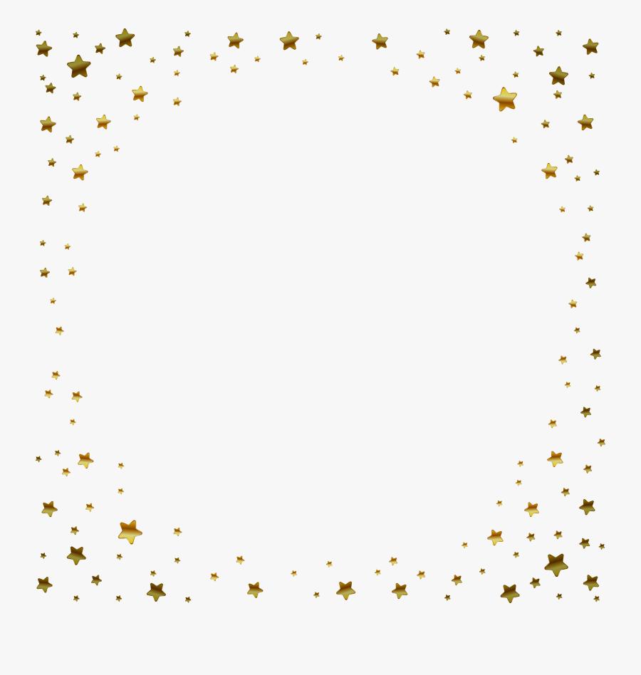 Circle Stars Png Star Border Transparent Background.
