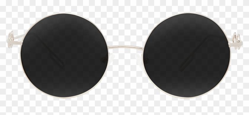 Round Sunglasses Png.