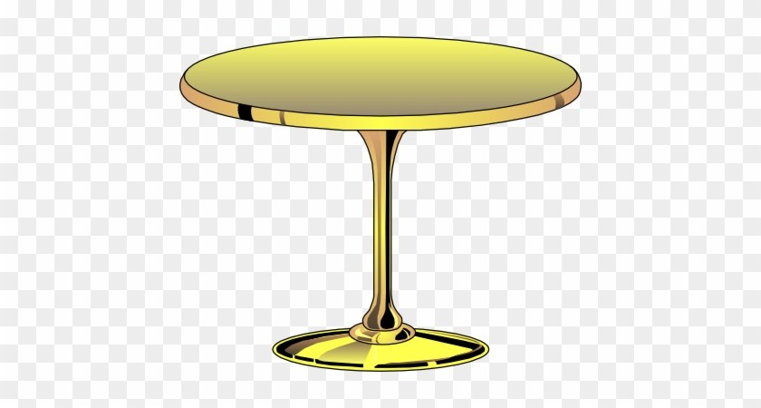 Circle table clipart » Clipart Portal.