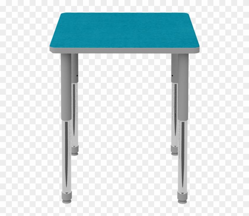 Table Clipart Half Circle.