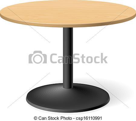 Circle table clipart 4 » Clipart Portal.