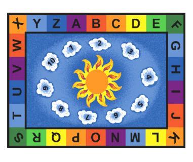Carpet Squares 4 Classroom Rugs. Polka Dot Rugs For Classroom. Kid.