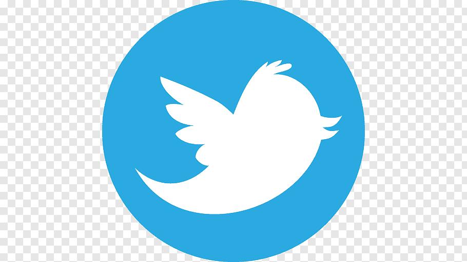 Twitter logo, Circle Twitter Icon free png.