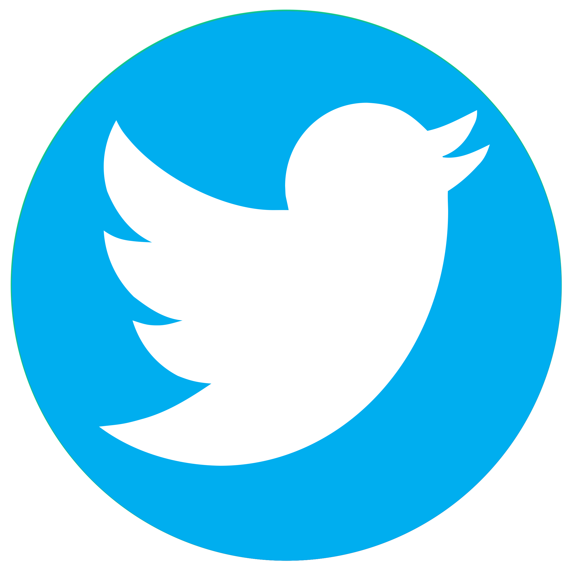 Twitter logo circle download free clip art with a.
