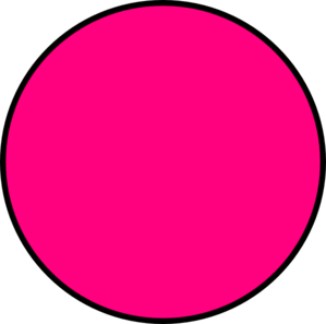 Pink Circle Clip Art at Clker.com.