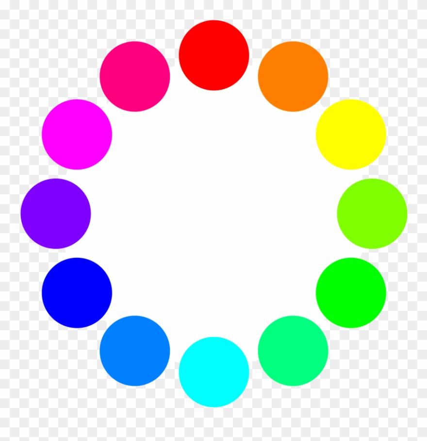 Color Circles Clip Art At Clker.